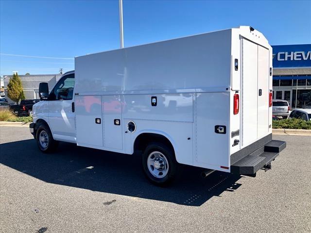 2019 Chevrolet Express 3500 4x2, Knapheide Service Utility Van #FK8422 - photo 1