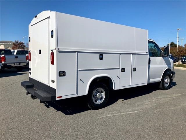 2019 Chevrolet Express 3500 4x2, Knapheide KUV Service Utility Van #FK8422 - photo 7