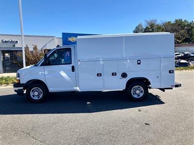 2019 Chevrolet Express 3500 4x2, Knapheide KUV Service Utility Van #FK8422 - photo 3