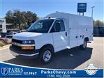 2019 Chevrolet Express 3500 4x2, Knapheide KUV Service Utility Van #FK8422 - photo 1