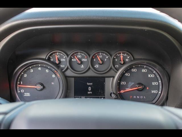 2020 Chevrolet Silverado 2500 Regular Cab 4x4, Knapheide Steel Service Body #FK8575 - photo 21