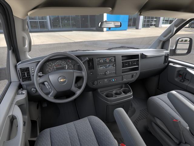 2018 Chevrolet Express 2500 4x2, Masterack Steel General Service Upfitted Cargo Van #FK8646 - photo 11