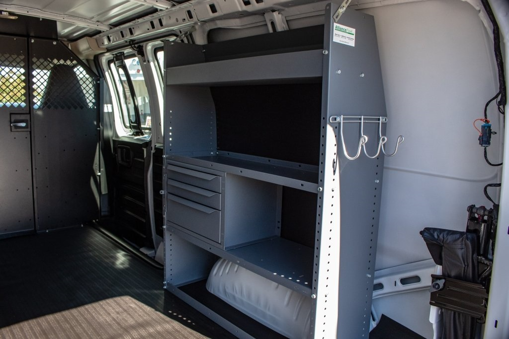 2018 Express 2500 4x2,  Masterack Upfitted Cargo Van #FK8646 - photo 16