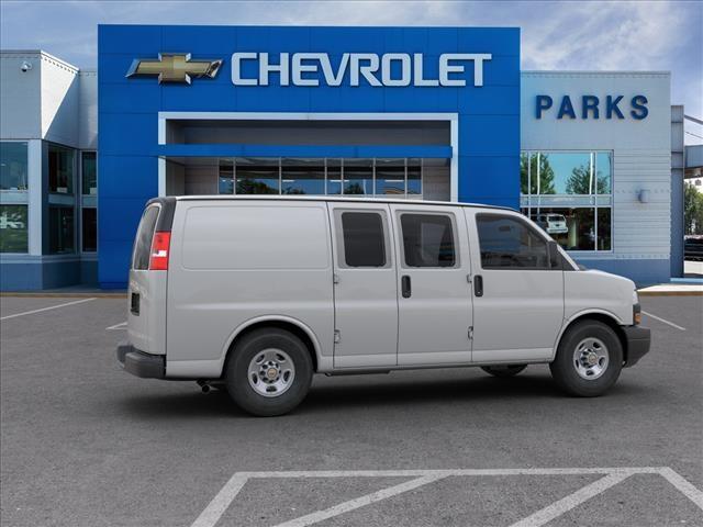 2018 Chevrolet Express 2500 4x2, Masterack Steel General Service Upfitted Cargo Van #FK8646 - photo 6