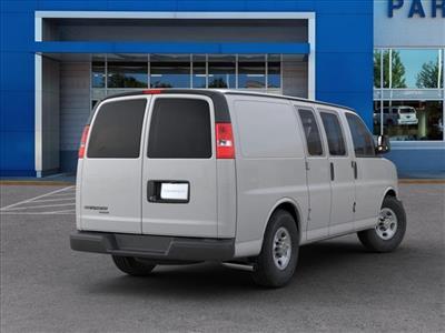2018 Chevrolet Express 2500 4x2, Masterack Steel General Service Upfitted Cargo Van #FK8646 - photo 2