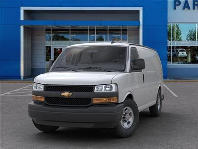 2018 Chevrolet Express 2500 4x2, Masterack Steel General Service Upfitted Cargo Van #FK8646 - photo 7