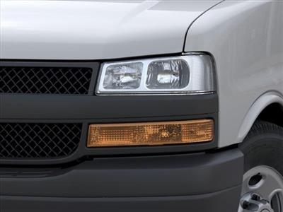 2018 Chevrolet Express 2500 4x2, Masterack Steel General Service Upfitted Cargo Van #FK8646 - photo 9