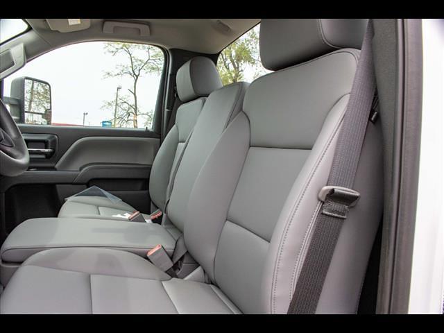 2021 Chevrolet Silverado 5500 Regular Cab DRW 4x2, Cab Chassis #FK8688 - photo 6