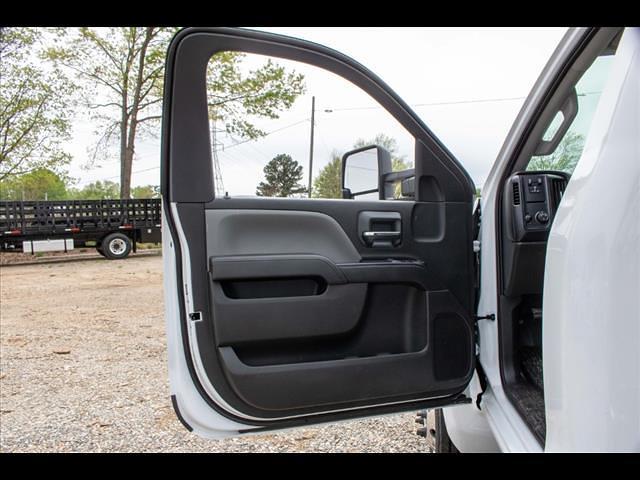 2021 Chevrolet Silverado 5500 Regular Cab DRW 4x2, Cab Chassis #FK8688 - photo 7