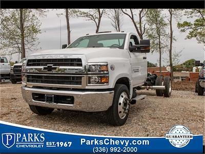 2021 Chevrolet Silverado 5500 Regular Cab DRW 4x2, Cab Chassis #FK8688 - photo 1