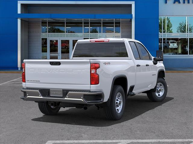 2021 Chevrolet Silverado 2500 Double Cab 4x4, Pickup #FK8689 - photo 2