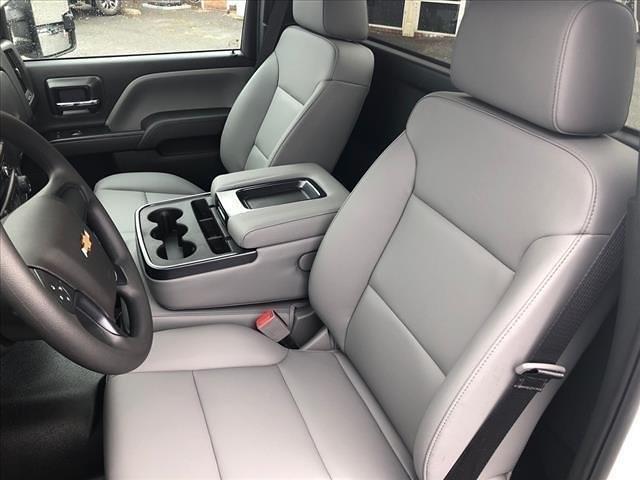 2019 Chevrolet Silverado 4500 Regular Cab DRW 4x2, Cab Chassis #FK8691X - photo 10