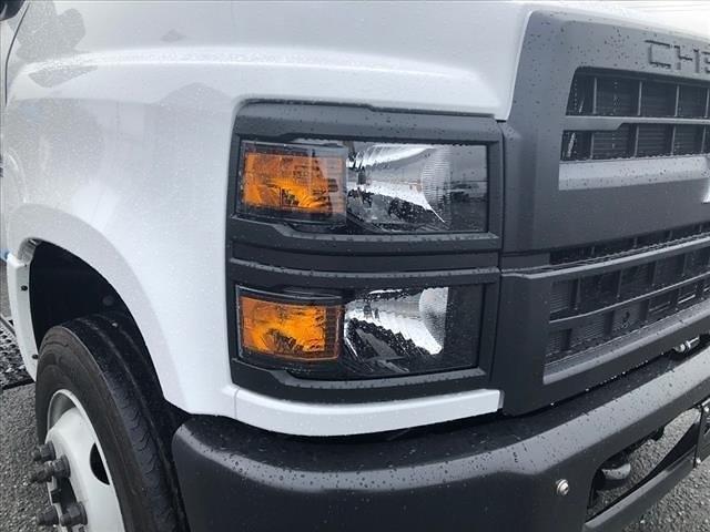 2019 Chevrolet Silverado 4500 Regular Cab DRW 4x2, Cab Chassis #FK8691X - photo 8