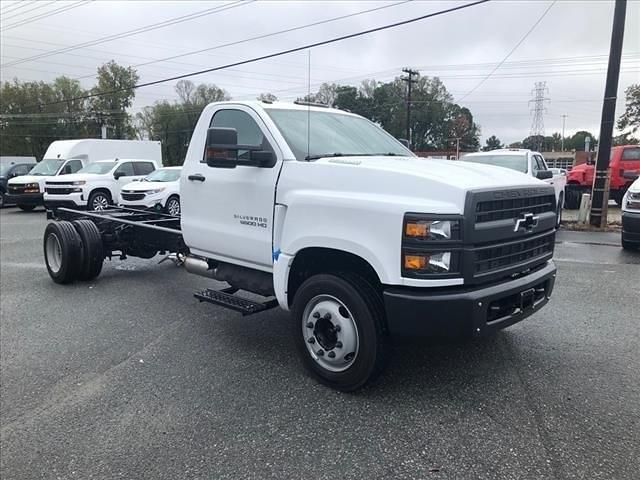 2019 Chevrolet Silverado 4500 Regular Cab DRW 4x2, Cab Chassis #FK8700X - photo 6