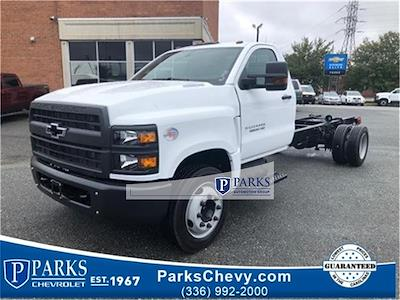 2019 Chevrolet Silverado 4500 Regular Cab DRW 4x2, Cab Chassis #FK8700X - photo 1