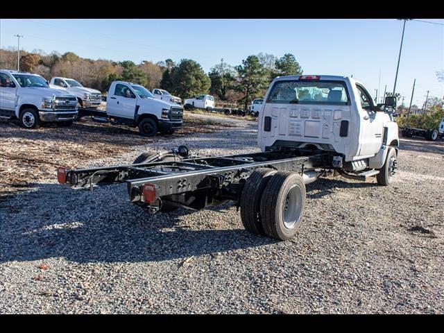 2020 Silverado 5500 Regular Cab DRW 4x2,  PJ's Truck Bodies Landscape Dump #FK87042 - photo 2
