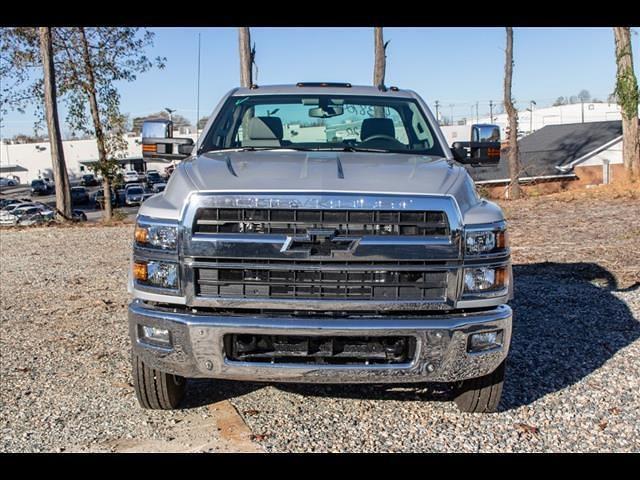 2020 Silverado 5500 Regular Cab DRW 4x2,  PJ's Truck Bodies Landscape Dump #FK87042 - photo 7