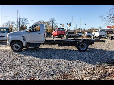 2020 Silverado 5500 Regular Cab DRW 4x2,  PJ's Truck Bodies Landscape Dump #FK87042 - photo 4