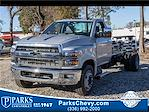 2020 Silverado 5500 Regular Cab DRW 4x2,  PJ's Truck Bodies Landscape Dump #FK87042 - photo 1
