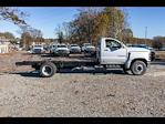 2020 Silverado 5500 Regular Cab DRW 4x2,  PJ's Truck Bodies Landscape Dump #FK87042 - photo 5
