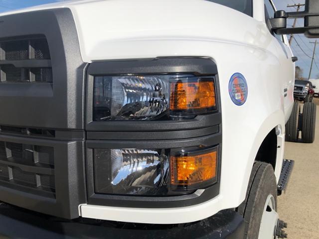 2020 Chevrolet Silverado 5500 Regular Cab DRW 4x2, Cab Chassis #FK8723 - photo 9