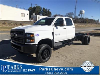 2020 Chevrolet Silverado 5500 Crew Cab DRW 4x2, Cab Chassis #FK8725 - photo 1