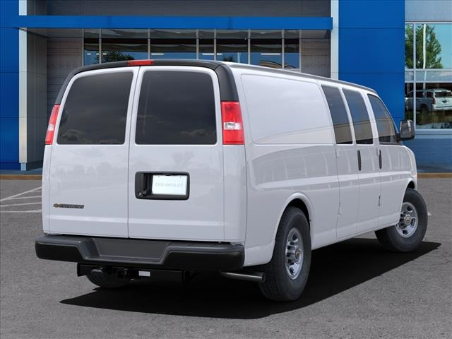 2021 Chevrolet Express 2500 4x2, Empty Cargo Van #FK87600 - photo 1