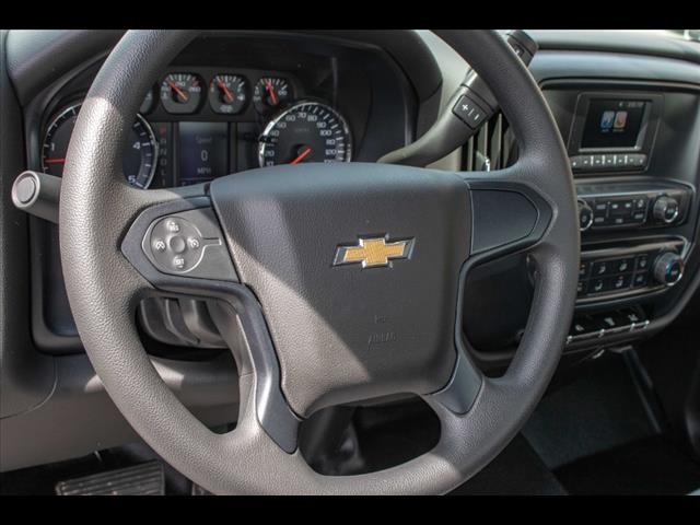 2020 Chevrolet Silverado 5500 Regular Cab DRW 4x4, Cab Chassis #FK8770 - photo 20