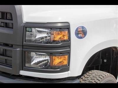 2020 Chevrolet Silverado 5500 Regular Cab DRW 4x4, Cab Chassis #FK8770 - photo 10
