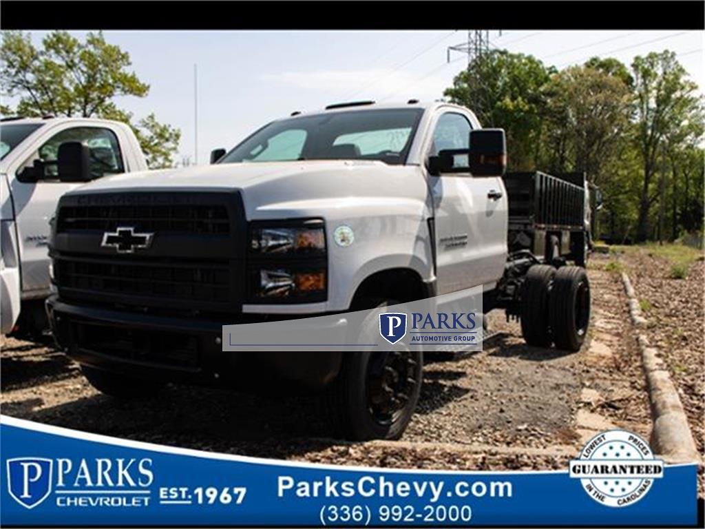 2020 Chevrolet Silverado 5500 Regular Cab DRW 4x2, Cab Chassis #FK8778X - photo 1