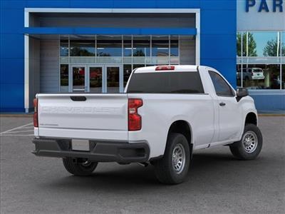 2020 Chevrolet Silverado 1500 Regular Cab 4x2, Pickup #FK8864 - photo 2