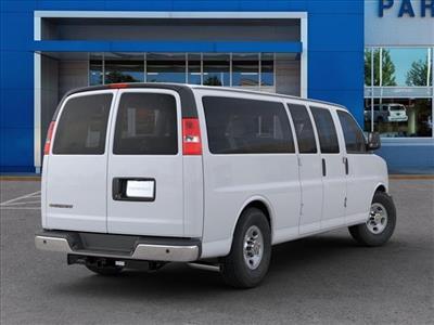 2020 Chevrolet Express 3500 4x2, Passenger Wagon #FK8867 - photo 2