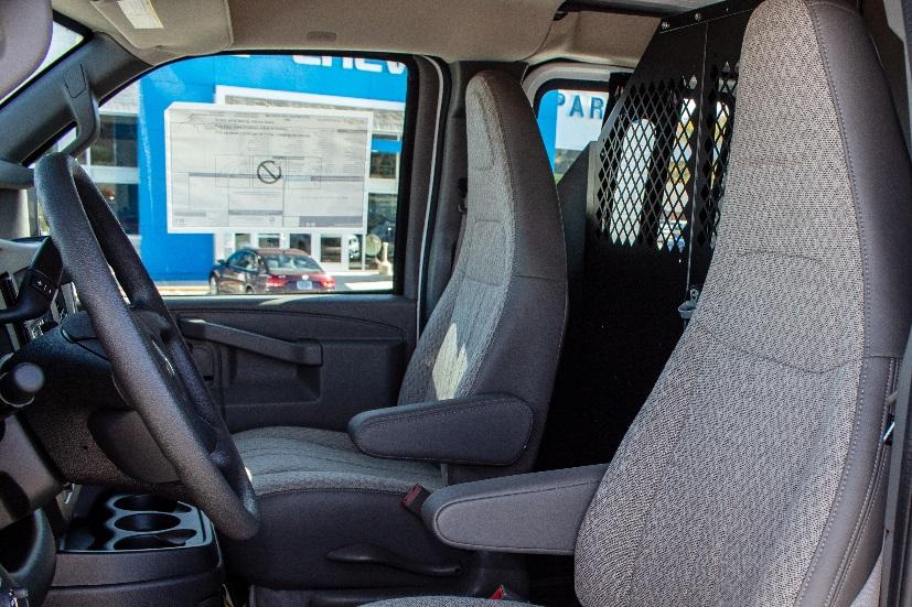 2018 Express 2500 4x2,  Masterack Upfitted Cargo Van #FK8909 - photo 15