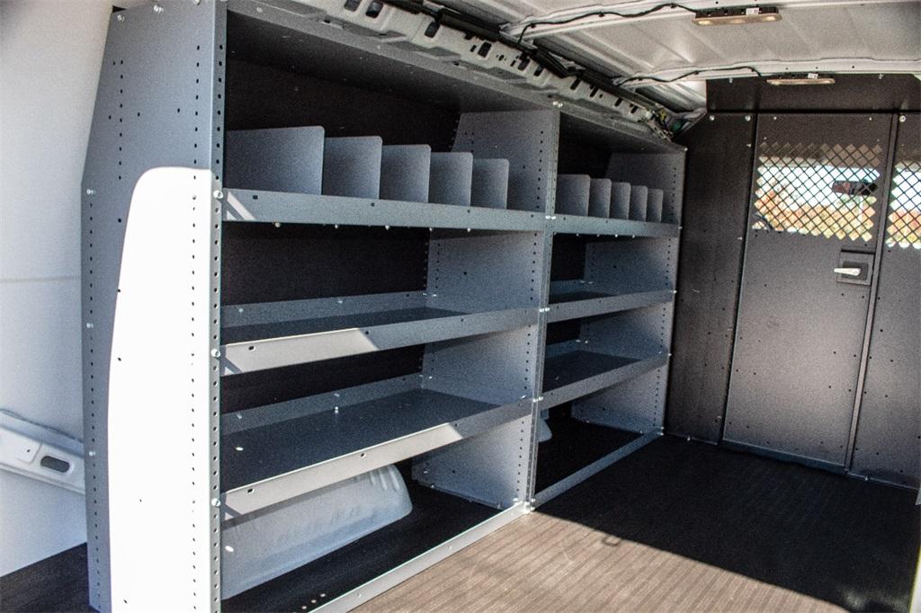 2018 Express 2500 4x2,  Masterack Upfitted Cargo Van #FK8909 - photo 6