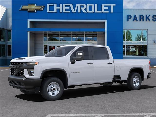 2021 Chevrolet Silverado 2500 Crew Cab 4x2, Pickup #FK89338 - photo 3