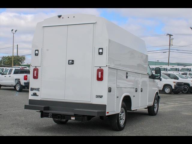 2019 Chevrolet Express 3500 4x2, Knapheide Service Utility Van #FK9018 - photo 1