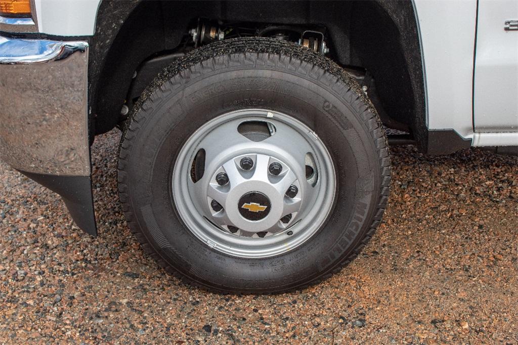 2019 Silverado 3500 Regular Cab DRW 4x2,  Freedom Dump Body #FK9021 - photo 11