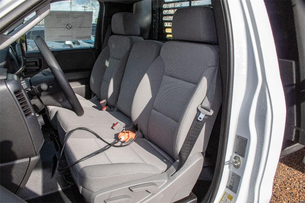 2019 Silverado 3500 Regular Cab DRW 4x2,  Freedom Dump Body #FK9021 - photo 14