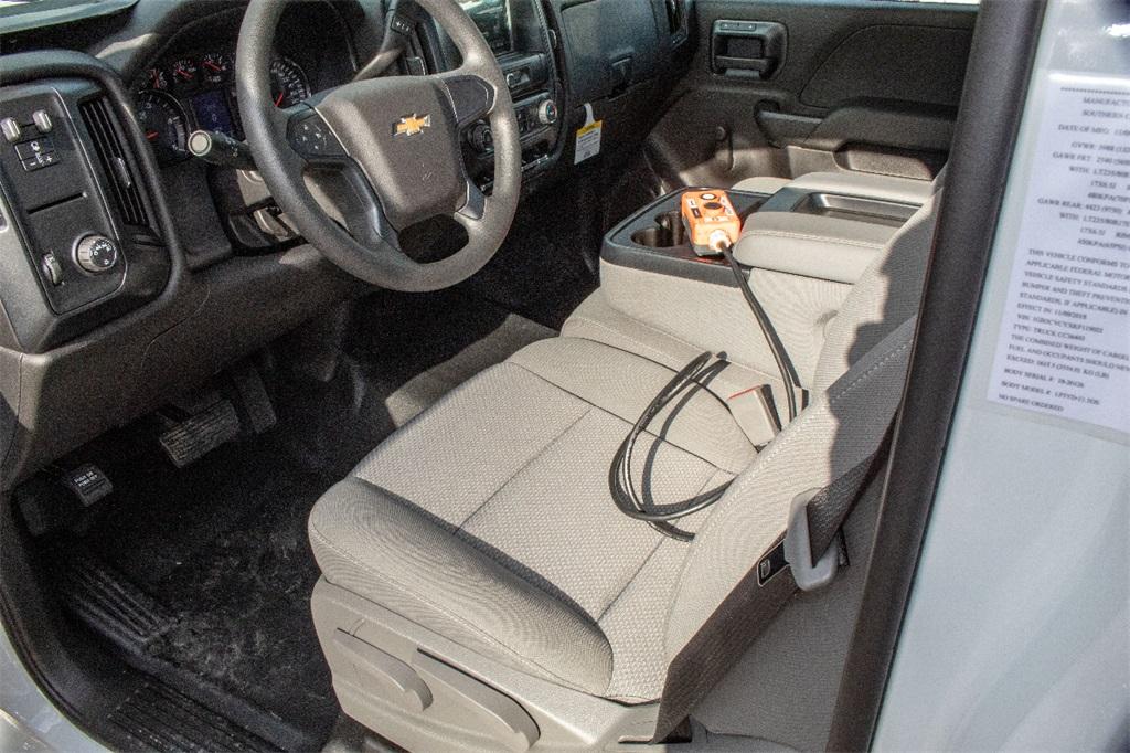 2019 Silverado 3500 Regular Cab DRW 4x2,  Freedom Dump Body #FK9021 - photo 15