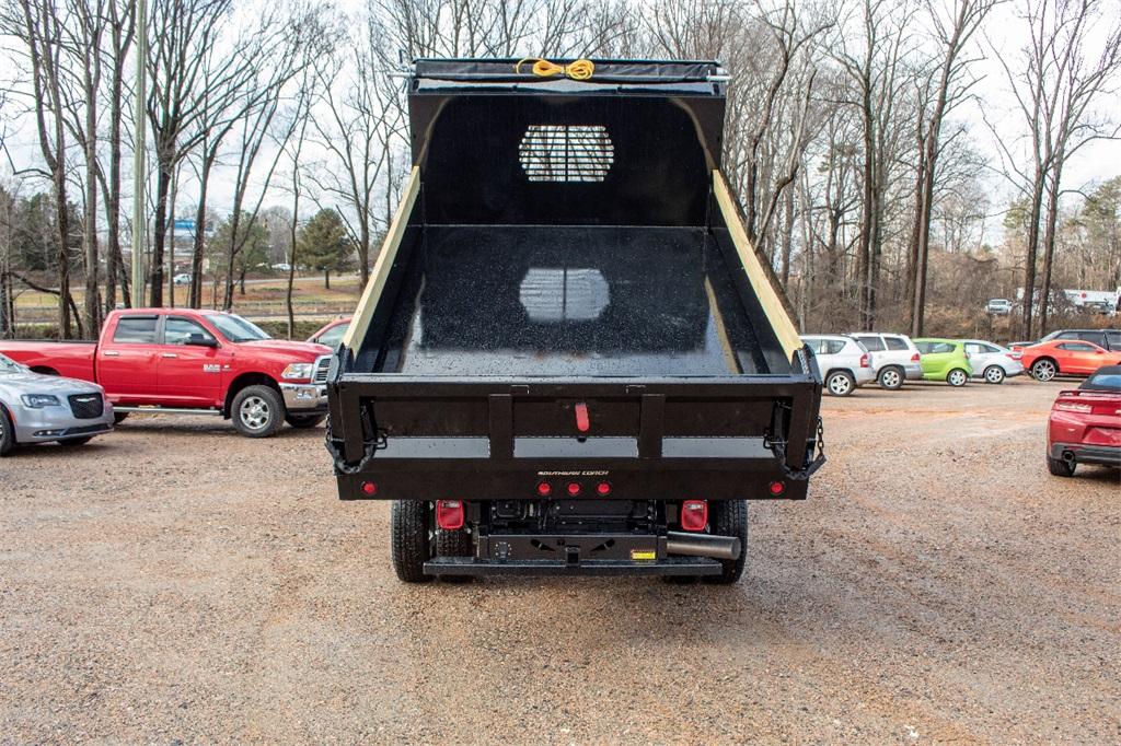 2019 Silverado 3500 Regular Cab DRW 4x2,  Freedom Dump Body #FK9021 - photo 4