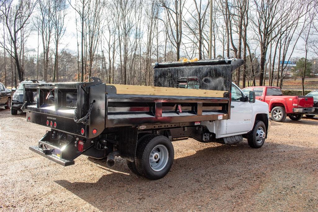 2019 Silverado 3500 Regular Cab DRW 4x2,  Freedom Dump Body #FK9021 - photo 6