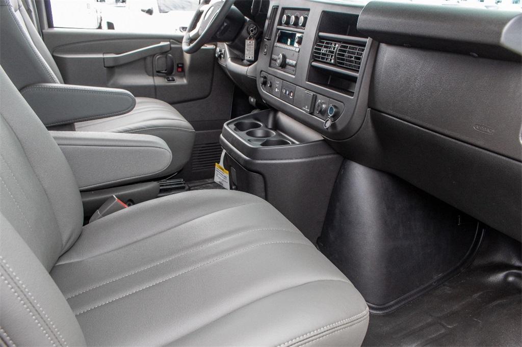 2019 Express 2500 4x2, Sortimo Shelf Staxx Upfitted Cargo Van #FK9116 - photo 16