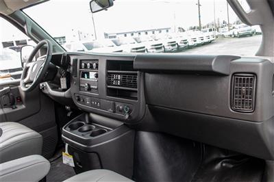2019 Express 2500 4x2, Sortimo Shelf Staxx Upfitted Cargo Van #FK9116 - photo 17