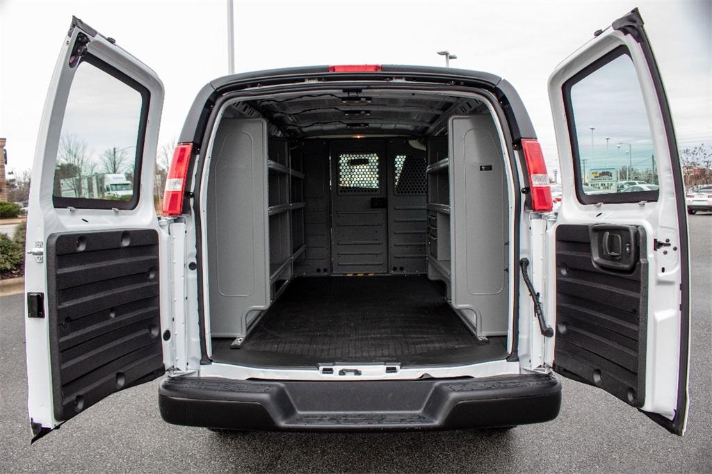 2019 Express 2500 4x2,  Adrian Steel Upfitted Cargo Van #FK9160 - photo 1