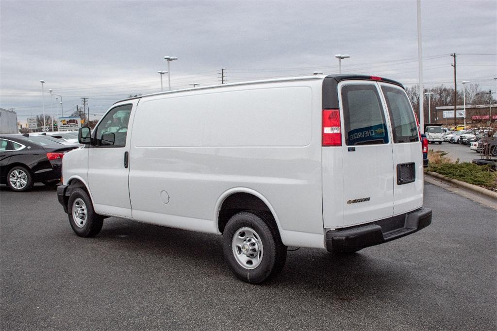 2019 Express 2500 4x2,  Adrian Steel Upfitted Cargo Van #FK9160 - photo 5