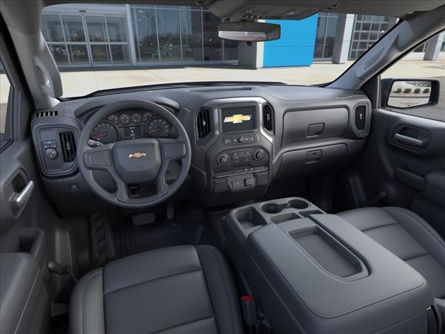 2020 Chevrolet Silverado 1500 Regular Cab 4x2, Pickup #FK9166X - photo 10