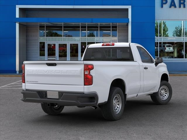 2020 Chevrolet Silverado 1500 Regular Cab 4x2, Pickup #FK9166X - photo 2