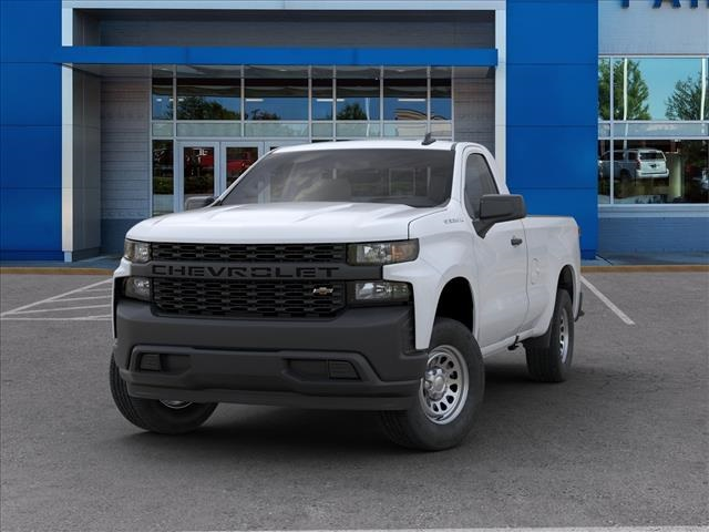 2020 Chevrolet Silverado 1500 Regular Cab 4x2, Pickup #FK9166X - photo 6