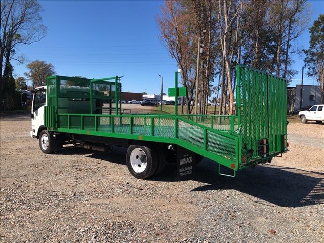 2019 LCF 4500 Regular Cab 4x2, Womack Truck Body Dovetail Landscape #FK9199 - photo 2