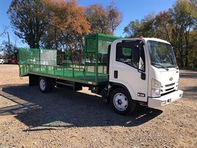 2019 LCF 4500 Regular Cab 4x2, Womack Truck Body Dovetail Landscape #FK9199 - photo 8